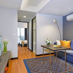 Отель Citadines Sukhumvit 11 Bangkok комната для гостей