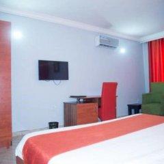 Отель Dannic Hotels Enugu удобства в номере фото 2