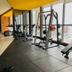 Апартаменты Henry Studio Luxury 2BR SWPool 17th фитнесс-зал фото 3