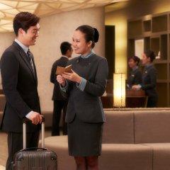 Отель Pan Pacific Singapore гостиничный бар