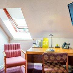 Отель Kenneth Mackenzie Великобритания, Эдинбург - отзывы, цены и фото номеров - забронировать отель Kenneth Mackenzie онлайн удобства в номере фото 2