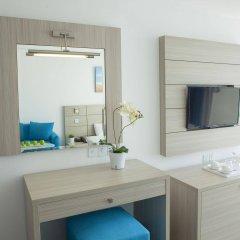 Отель Limanaki Beach Hotel Кипр, Айя-Напа - 1 отзыв об отеле, цены и фото номеров - забронировать отель Limanaki Beach Hotel онлайн удобства в номере