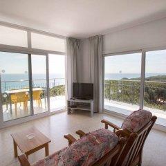 Отель Blanes Condal Испания, Бланес - отзывы, цены и фото номеров - забронировать отель Blanes Condal онлайн комната для гостей фото 4