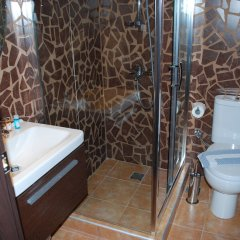 Athens Lotus Hotel ванная