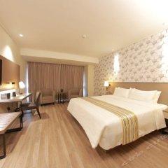 Отель Home Inn Plus (Xi'an South Second Ring 4th Gaoxin Road) Китай, Сиань - отзывы, цены и фото номеров - забронировать отель Home Inn Plus (Xi'an South Second Ring 4th Gaoxin Road) онлайн комната для гостей