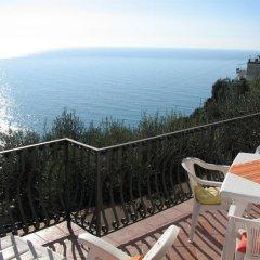 Отель Villa Civita Италия, Равелло - отзывы, цены и фото номеров - забронировать отель Villa Civita онлайн балкон
