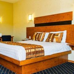 American Inn Hotel & Suites Delicias комната для гостей