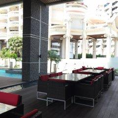 Апартаменты Wong Amat Tower By Liberty Group Apartment Паттайя питание