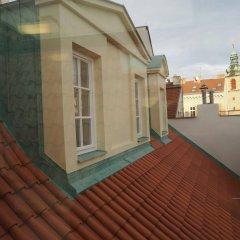 Отель Harrachovsky Palace балкон