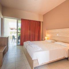 Отель Princess Flora Родос комната для гостей фото 3