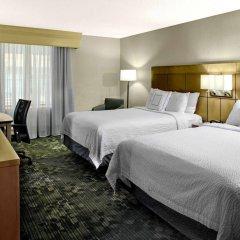 Отель Courtyard Columbus Downtown комната для гостей