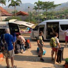 Отель Saranya River House городской автобус