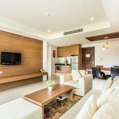 Отель Bangtao Tropical Residence Resort & Spa 4* Люкс повышенной комфортности разные типы кроватей фото 3
