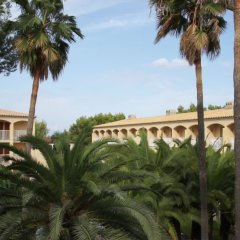 Отель Playasol Cala Tarida Сан-Лоренс де Балафия пляж фото 2