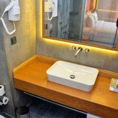 Bacacan Otel Турция, Айвалык - отзывы, цены и фото номеров - забронировать отель Bacacan Otel онлайн ванная