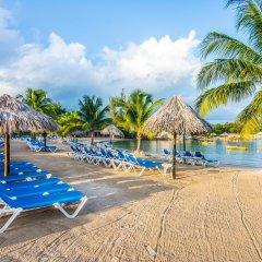Отель Jewel Paradise Cove Adult Beach Resort & Spa пляж