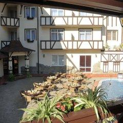 Гостиница Вэйлер балкон