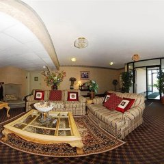 Отель Howard Johnson Express Inn Spartanburg - Expo Center детские мероприятия