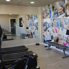 Отель Ciutadella Испания, Курорт Росес - 1 отзыв об отеле, цены и фото номеров - забронировать отель Ciutadella онлайн фитнесс-зал фото 3