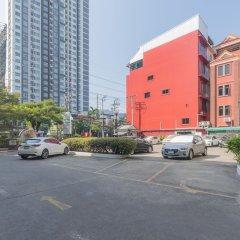 Отель Boss Mansion Бангкок парковка