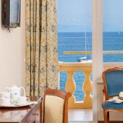 Отель Corfu Palace в номере