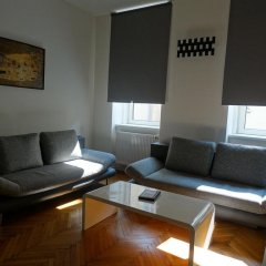 Апартаменты Debo Apartments комната для гостей фото 2