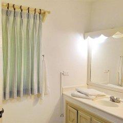 Отель Los Corales Villas & Aparts Ocean View Доминикана, Пунта Кана - отзывы, цены и фото номеров - забронировать отель Los Corales Villas & Aparts Ocean View онлайн ванная