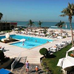 Отель Lou Lou'a Beach Resort ОАЭ, Шарджа - 7 отзывов об отеле, цены и фото номеров - забронировать отель Lou Lou'a Beach Resort онлайн бассейн фото 2
