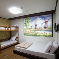 Отель Jongnowon Hostel Южная Корея, Сеул - 1 отзыв об отеле, цены и фото номеров - забронировать отель Jongnowon Hostel онлайн детские мероприятия фото 2