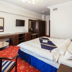 Гостиница Moscow Holiday комната для гостей фото 4