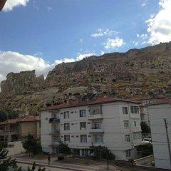 Dedeli Deluxe Hotel Турция, Ургуп - отзывы, цены и фото номеров - забронировать отель Dedeli Deluxe Hotel онлайн балкон