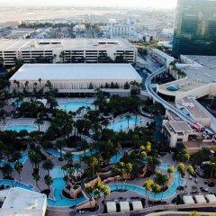 Отель The Signature at MGM Grand США, Лас-Вегас - 2 отзыва об отеле, цены и фото номеров - забронировать отель The Signature at MGM Grand онлайн пляж