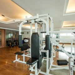 Baiyoke Sky Hotel фитнесс-зал