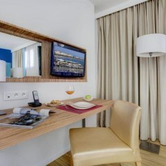 Отель Citadines Croisette Cannes Франция, Канны - 8 отзывов об отеле, цены и фото номеров - забронировать отель Citadines Croisette Cannes онлайн удобства в номере