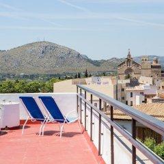 Отель Apartamentos Carlos V балкон