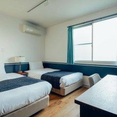 Hotel Graphy Nezu комната для гостей фото 5