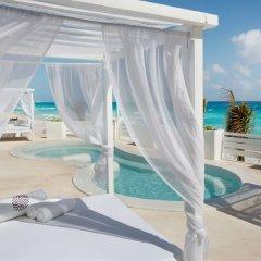 Отель Oleo Cancun Playa All Inclusive Boutique Resort пляж фото 2