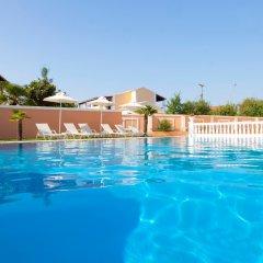 Отель Domenico Hotel Греция, Корфу - отзывы, цены и фото номеров - забронировать отель Domenico Hotel онлайн бассейн