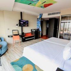 Siam@Siam Design Hotel Pattaya Паттайя комната для гостей фото 5