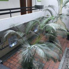 Отель Arboledas Expo Мексика, Гвадалахара - отзывы, цены и фото номеров - забронировать отель Arboledas Expo онлайн балкон