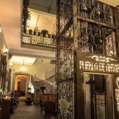 Puebla de Antaño Hotel интерьер отеля фото 3