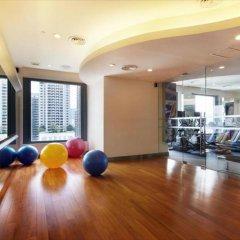 Grande Centre Point Hotel Ratchadamri фитнесс-зал фото 4