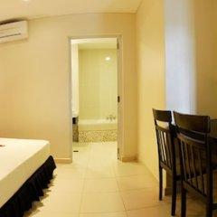 Отель First Landing Beach Resort & Villas сауна