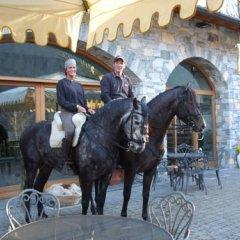 Отель Residence Antico Crotto Порлецца с домашними животными