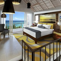 Отель Sandals Negril Beach Resort & Spa Luxury Inclusive Couples Only комната для гостей фото 5