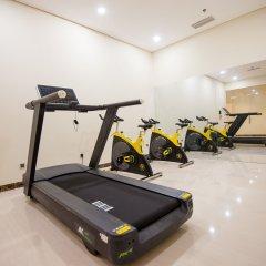 Hotel Kuretakeso Tho Nhuom 84 Ханой фитнесс-зал