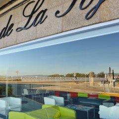 Hotel Puente de La Toja пляж