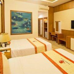 Отель Sammy Hotel Vung Tau Вьетнам, Вунгтау - отзывы, цены и фото номеров - забронировать отель Sammy Hotel Vung Tau онлайн комната для гостей фото 2
