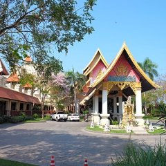 Отель Dor-Shada Resort By The Sea На Чом Тхиан парковка