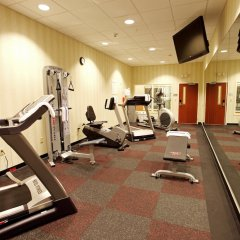 Holiday Inn Express Hotel & Suites Columbus Univ Area - Osu фитнесс-зал